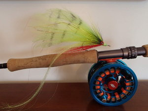 STREAMER BUCKTAIL ET EP FIBERS